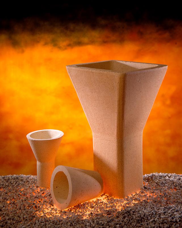 reklamní fotografie keramiky - stylizovaná