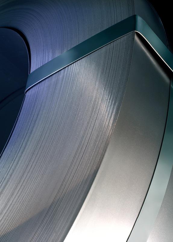 válcovaná ocel