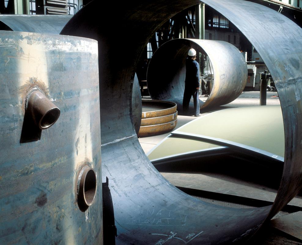průmyslová konstrukce fotograf jan lipina